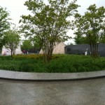 MLK Memorial Landscape