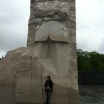 Jungmiwha Bullock | MLK Jr. Memorial in DC