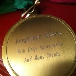 Special MEF Participant Medals - Engraving